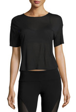 Alo Alo Entwine Short Sleeve Top