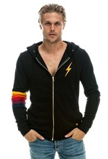 Aviator Nation Aviator Nation Bolt Stitch Stripe Hoodie