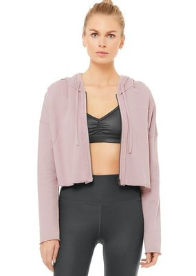 Alo Alo Cruiser Crop Jacket