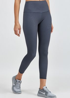 Onzie Onzie Striped High Basic 7/8 Midi Legging
