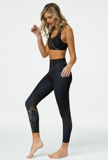 Onzie Onzie High Rise Graphic Midi Legging