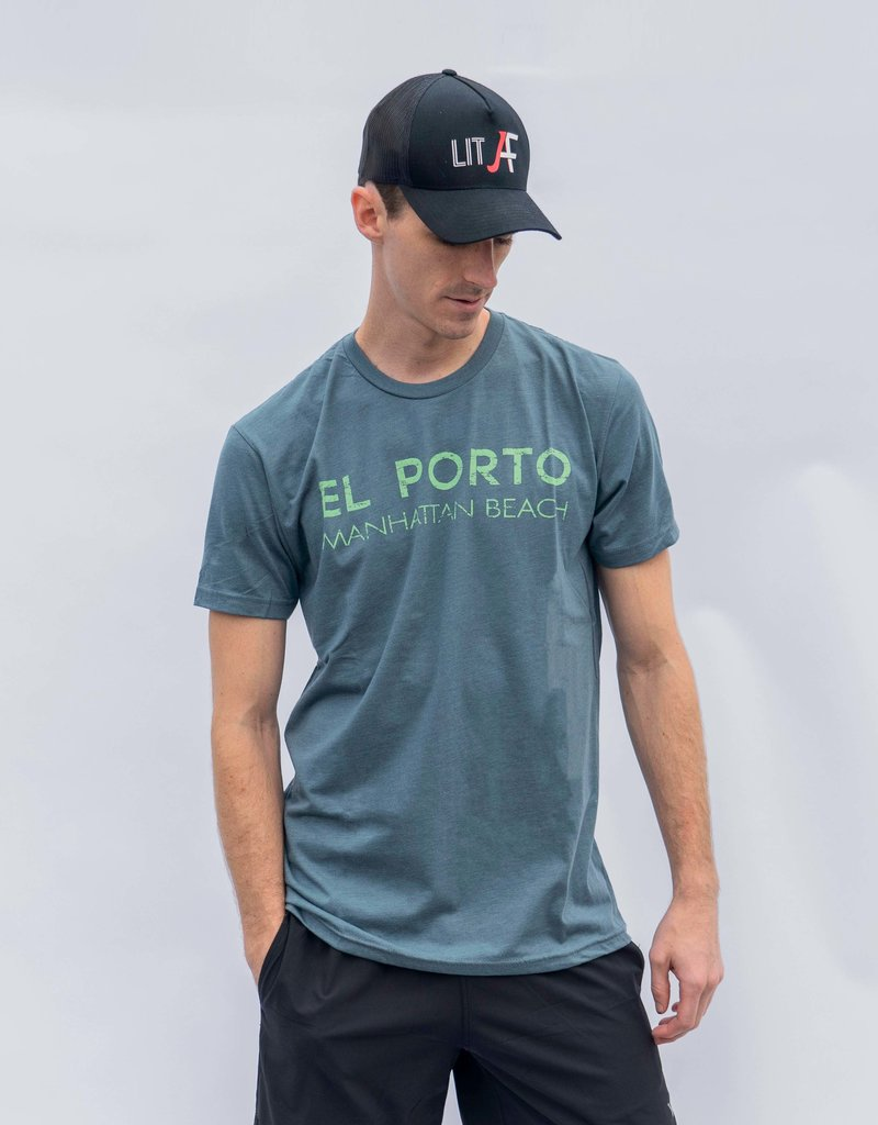 Island World El Porto Tee