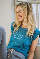 Om & Ah Om & Ah Be Kind Tee