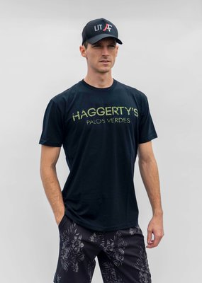 Island World Haggerty's Tee