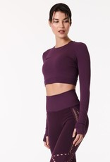 NUX NUX Key Long Sleeve Top