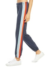Aviator Nation Aviator Nation 5 Stripe Sweatpants
