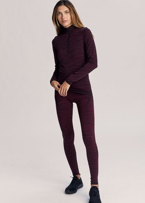 Varley Varley Rosewood Base Layer Legging