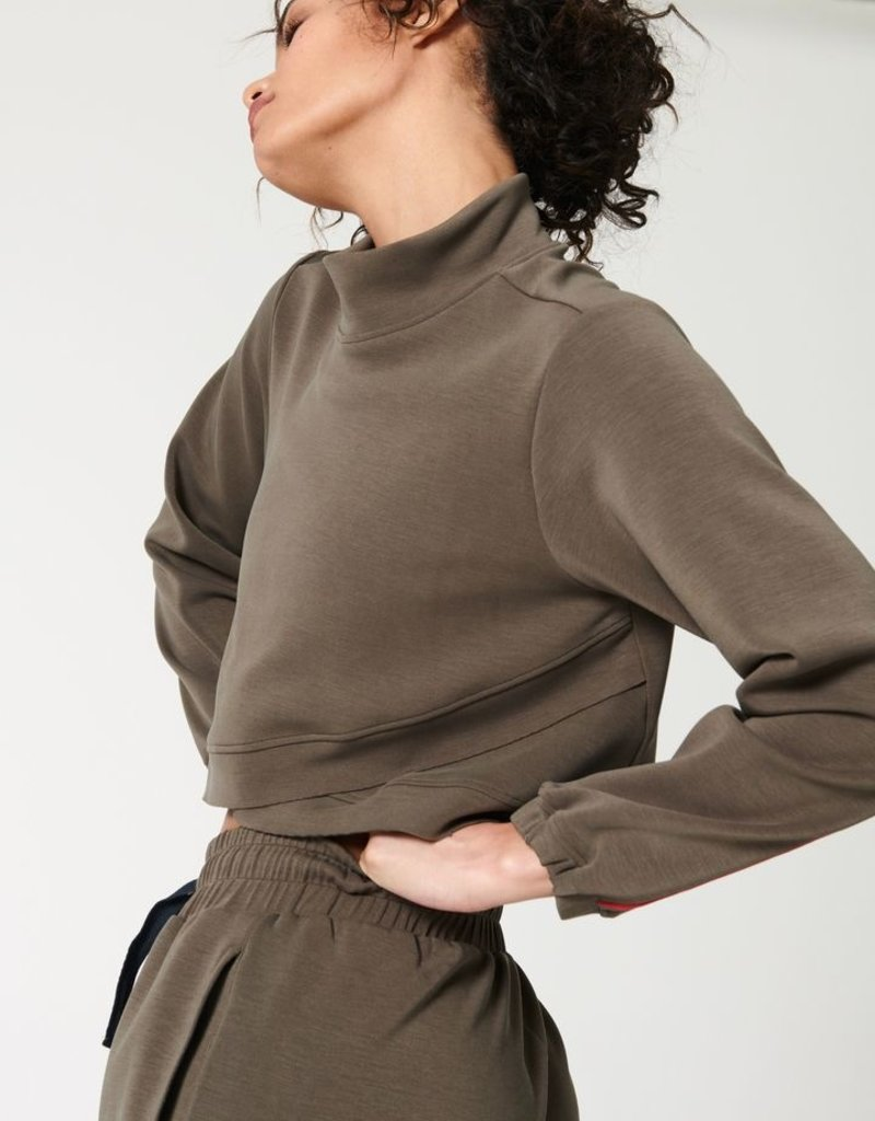 NUX Nux Channel Sweater