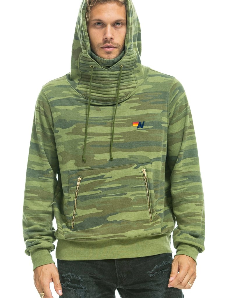 Aviator Nation Aviator Nation Ninja Camo Pullover Hoodie
