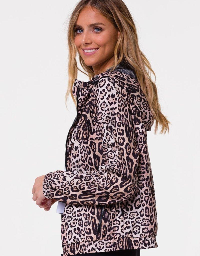 Onzie Onzie Leopard Breakaway Jacket
