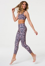 Onzie Onzie Rose Leopard High Basic 7/8 Midi Legging