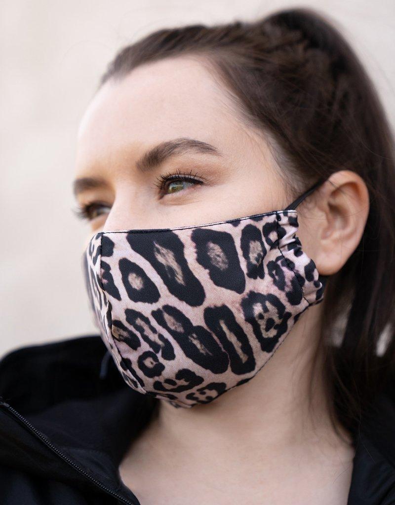 Onzie Onzie Mindful Masks Leopard/Black