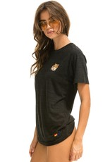 Aviator Nation Tiger Embroidery Crew