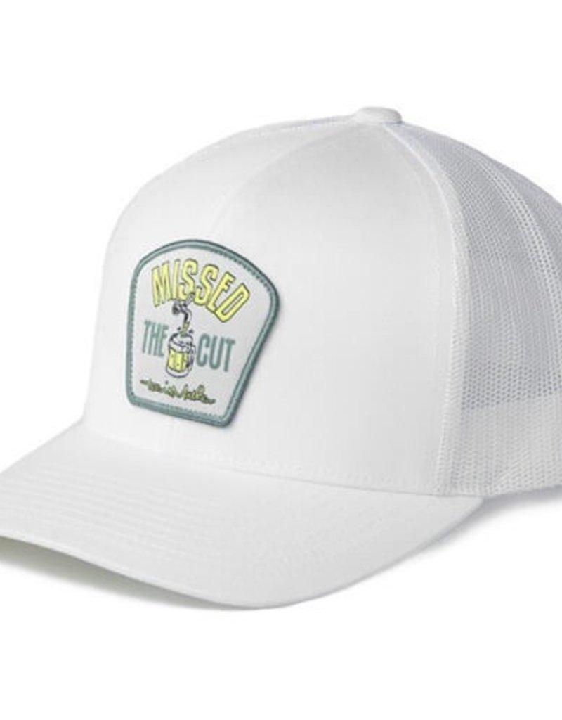 TravisMathew TravisMathew Whitecappin Hat