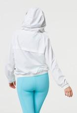 Onzie Onzie White  Breakaway Jacket