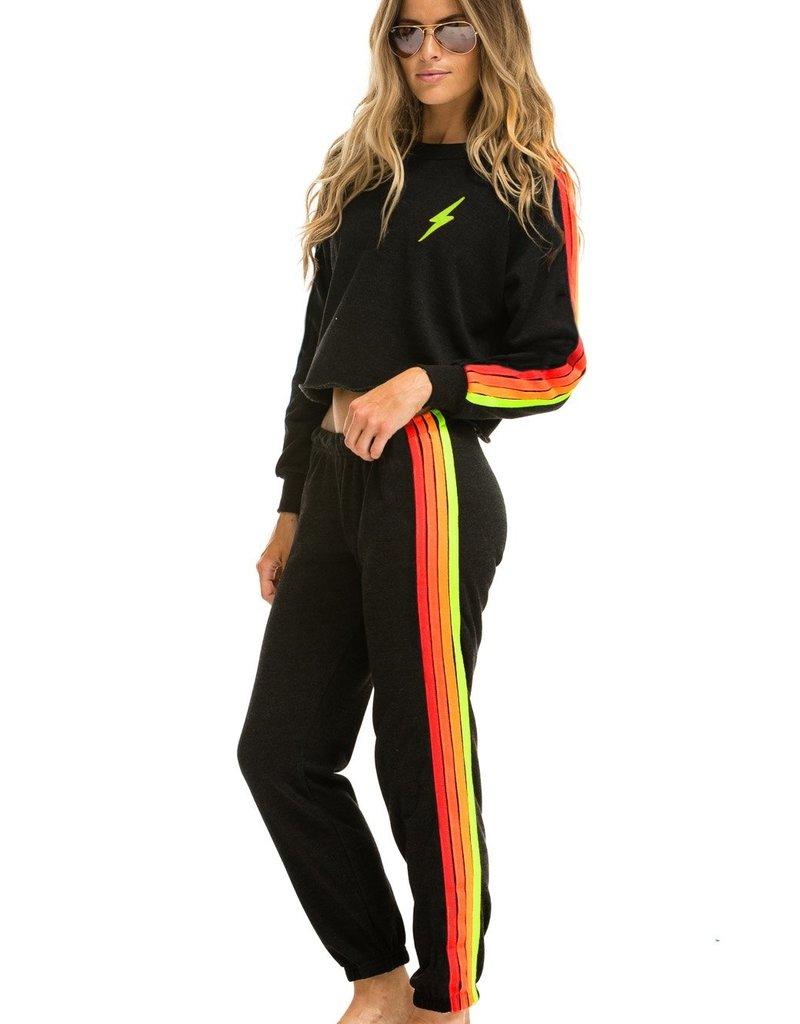 Aviator Nation Aviator Nation 4 Stripe Women's Sweatpant