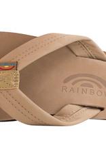 "Rainbow Rainbow Sandals Women Premier Leather 1"" Single Layer W/ Arch Support"