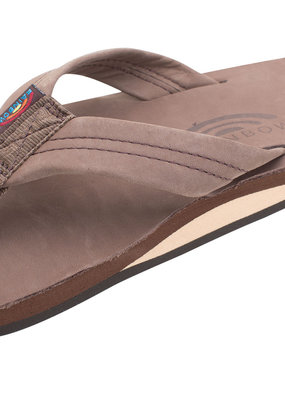 Rainbow Rainbow Sandals Premier Leather Single Layer W/ Arch Support