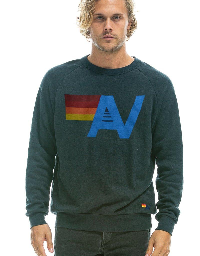 Aviator Nation Aviator Nation Logo Crew Sweatshirt