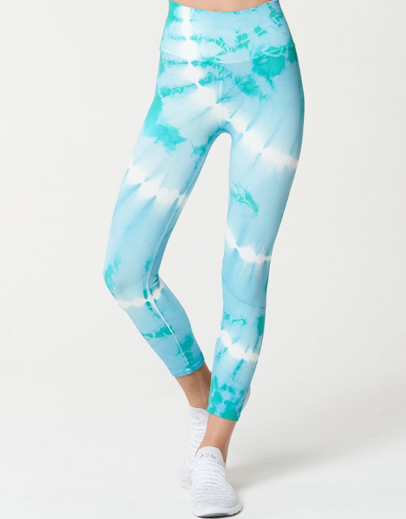 NUX NUX Shapeshifter 7/8 Legging Hand Dyed