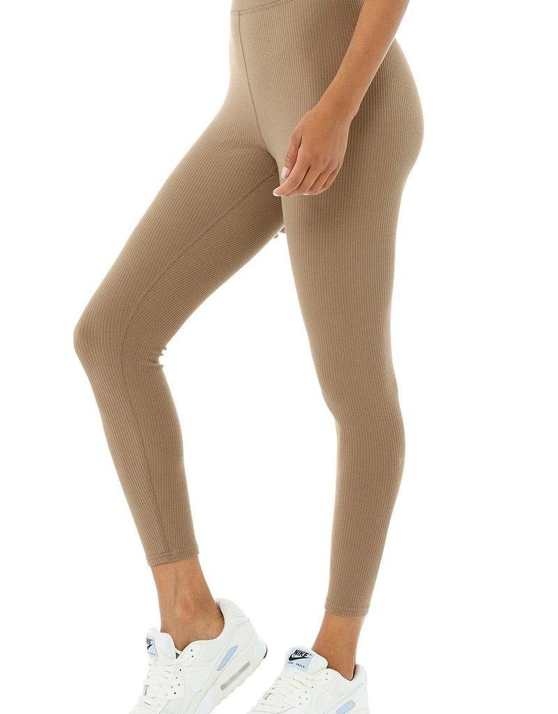 Alo Alo Ribbed HW 7/8 Blissful Legging