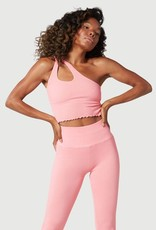 NUX NUX For the Frill One Shoulder Top