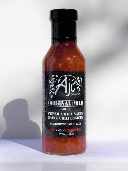 Aji Gourmet Products Aji Mild Hot Sauce