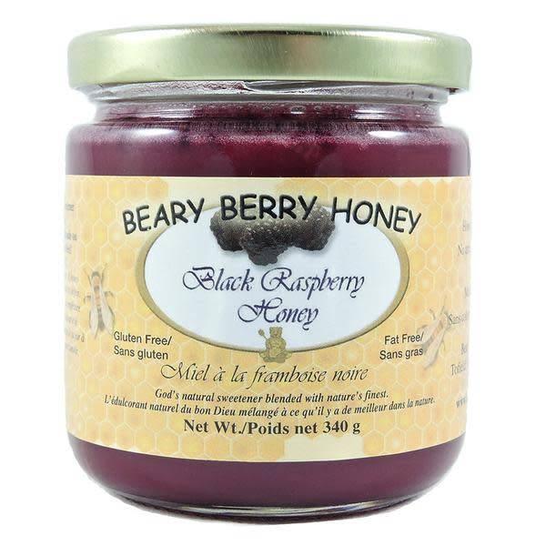Beary Berry Honey Beary Berry Black Raspberry Honey