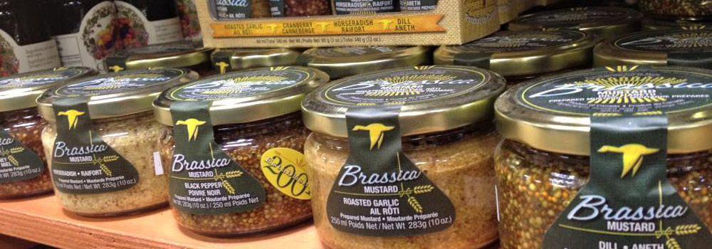 Brassica Mustard