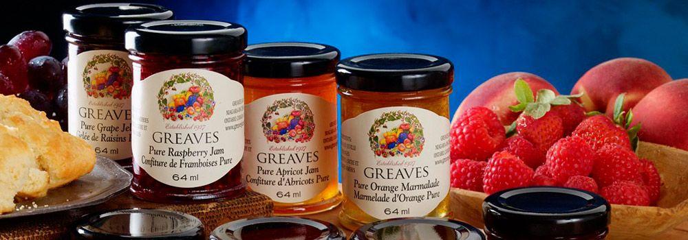 Greaves Jams & Marmalades