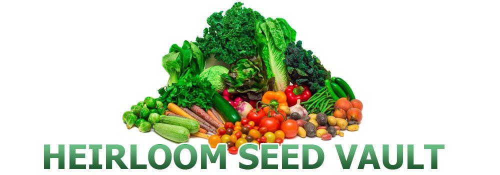 Heirloom Seed Vault