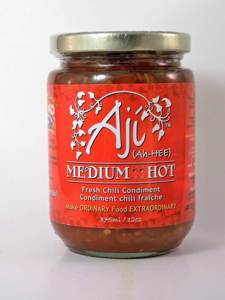 Aji Gourmet Products Aji Medium Hot Relish