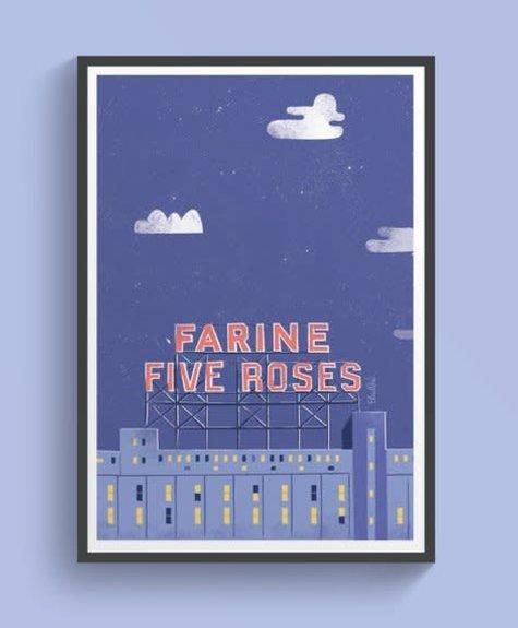 Elaillce Elaillce - Farine Fiveroses