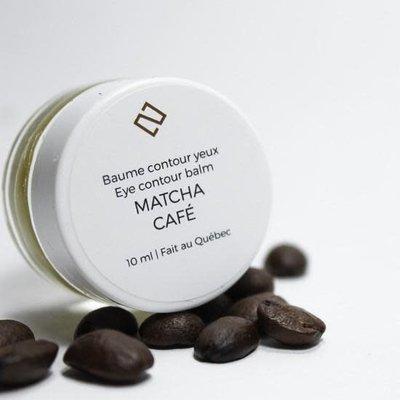 Deux Cosmétiques Matcha & Coffee Eye Contour Balm