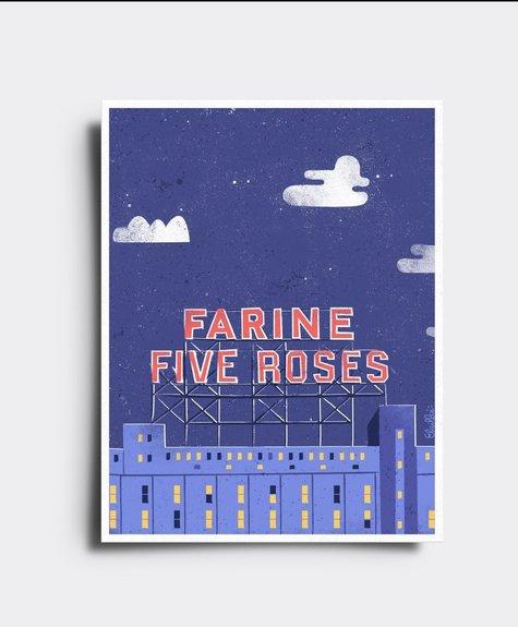 CP Elaillce - Farine Five Roses