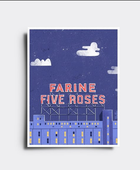 Elaillce Farine Five Roses
