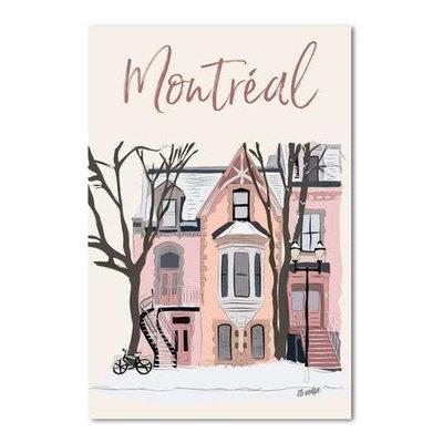 Lili Graffiti Montreal Plateau