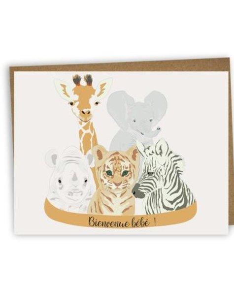 Lili Graffiti Baby animals