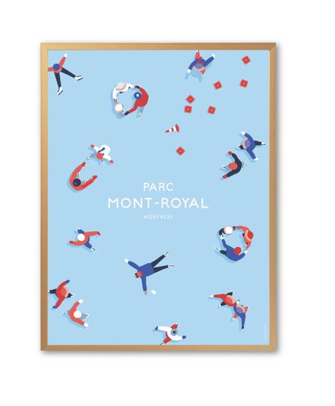 Marlone Illu Mont-Royal 12x16