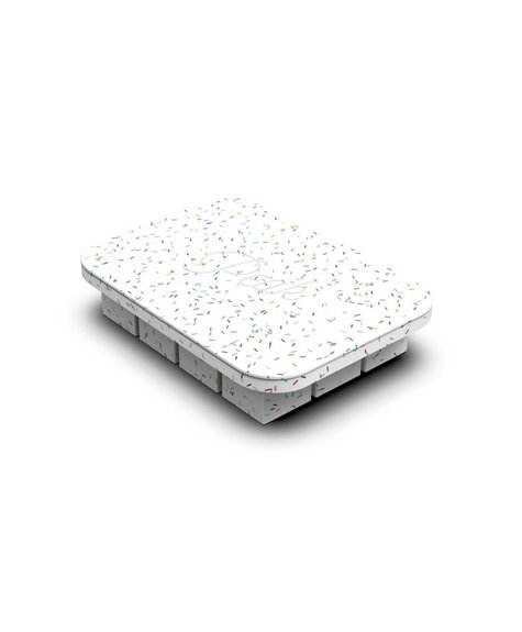 WP Design Rack Glaçons Everyday - Confettis Blancs