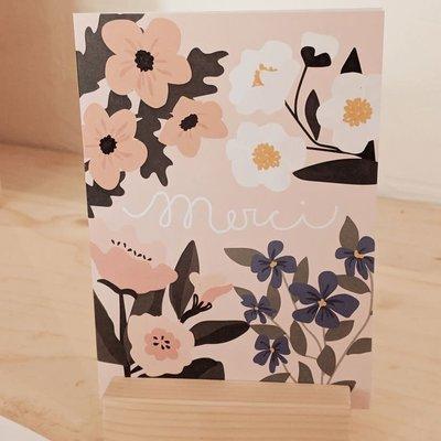 Carte Mimi - Merci