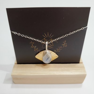 Côte Ouest Third eye necklace