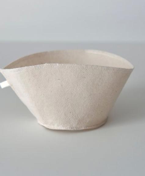 Filtre café - base ronde 12T