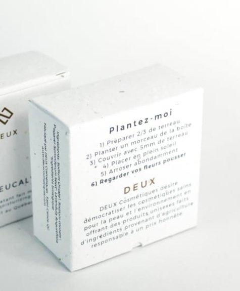 Deux Cosmétiques Soap - Oats & vanilla