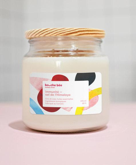 BB Immunity candle