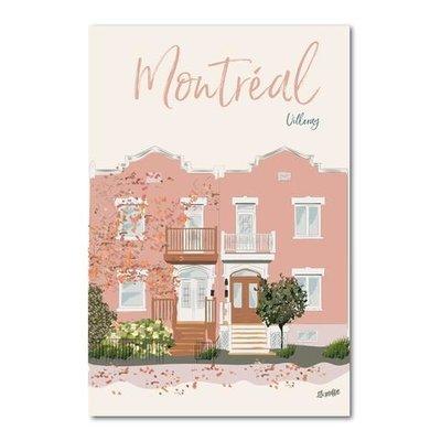 Carte postale - Villeray