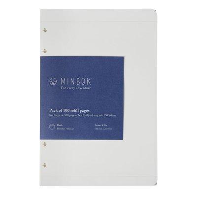 Minbok Recharge papier