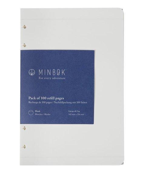 Minbok Recharge papier Minbok -