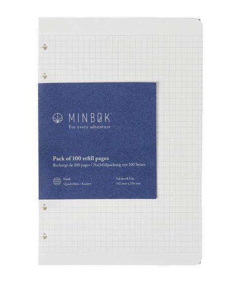 Recharge Minbok -