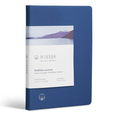 Minbok Cahier Rechargeable